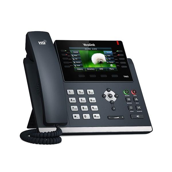 SIP-телефон Yealink SIP-T46S