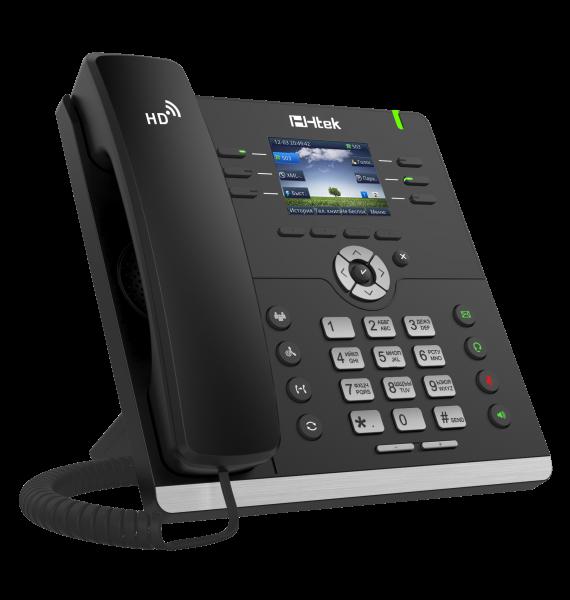 UC923 RU Классический гигабитный цветной IP-телефон