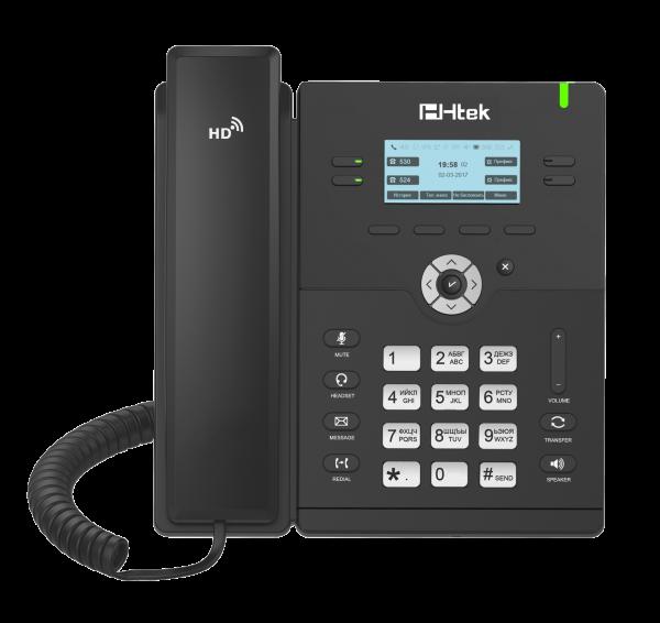 UC912E RU IP-телефон базового уровня с Bluetooth и WiFi