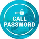 Активные продажи услуги Call Password