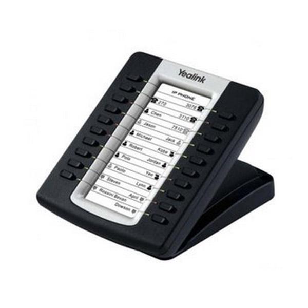 Дополнительный модуль для SIP-телефона Yealink EXP39 черный